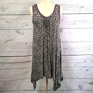 Simply Vera Vera Wang Sleeveless Speckle Nightgown